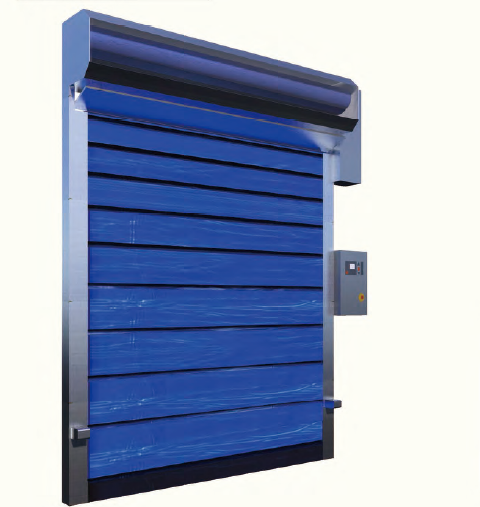 cold room rapid roller doors Featured Image