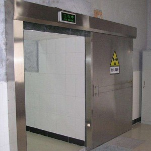 Automatic Sliding Radiation Shielding Lead Lined Doors