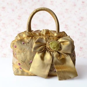 Embroider Handbag-2
