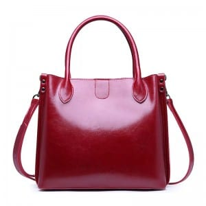 Gi Steel Strip Hand Bags For Office - Leather Handbag-Fashion Handbag-66834D – Zhongxi