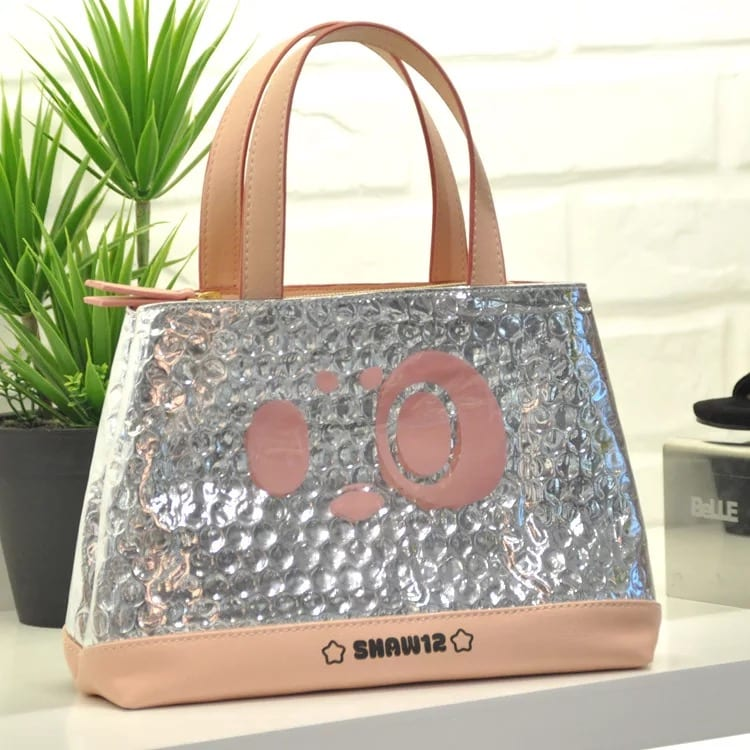 Galvalume Metal Sheet Travelling Bag Shoulder Bag - PU Handbag – Zhongxi