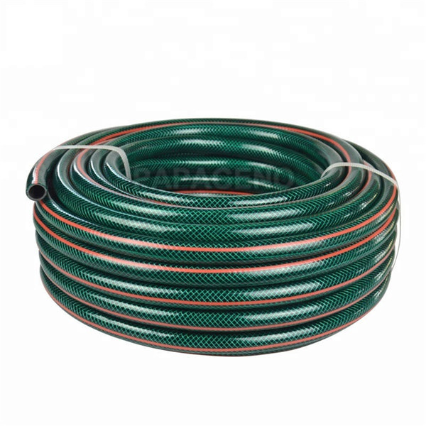 Hot sale high quality irrigation use PVC netting hose