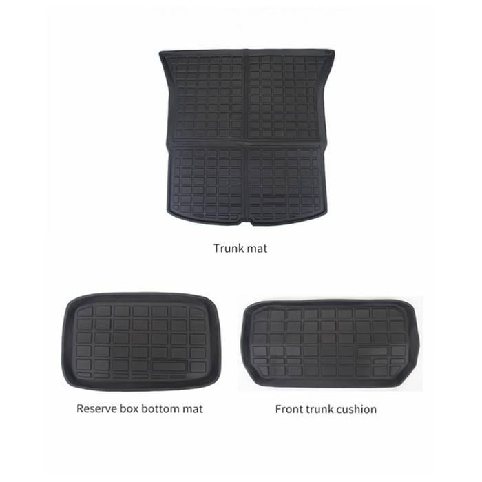 2020 Good Quality Dog Car Mat Trunk -