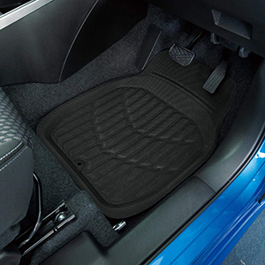 The reason for the instability of car mats