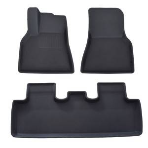 China Supplier Mat To Go Under Car Seat -