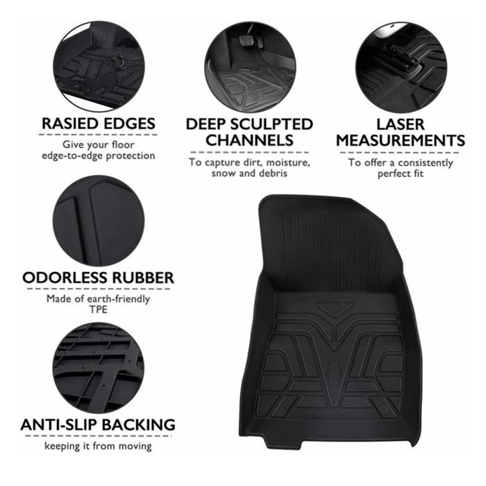 Super Lowest Price Car Mats Custom -