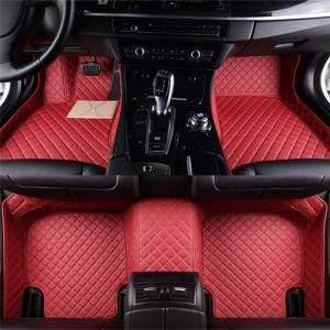 OEM China Car Floor Mats With Cargo Mat -