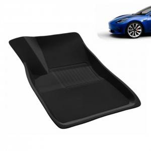 OEM/ODM Supplier Black Rubber Car Mats 4 Piece -