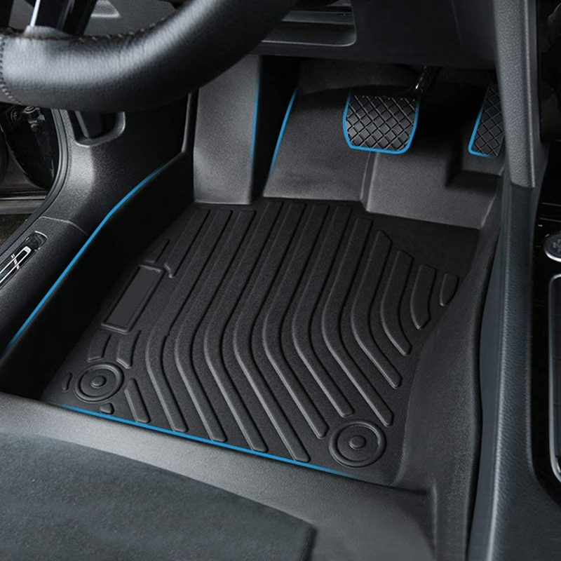 Best-Selling Diamond Cut Floor Mats Car -