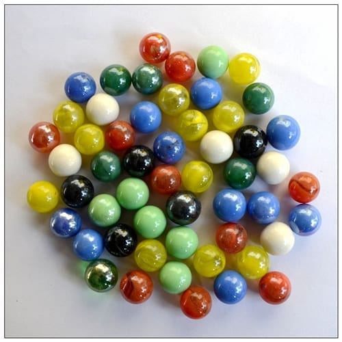 High Quality for Disposable Coffee Cups Landfill - Colorful Wholesale Round Glass Marbles in Stock – Aobang