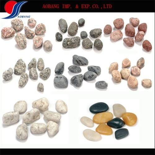 China Cheap price Disposable Coffee Cups With Lids Costco - Pebble stone cheap price for aquarium decoration – Aobang