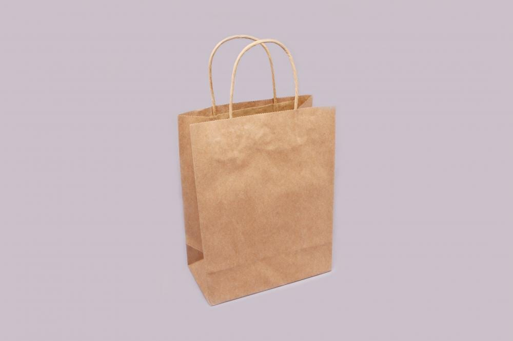 Galvanzied Steel Coil Glass Beads Laboratory Use - High quality custom  kraft  paper bag – Aobang