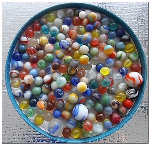 100% Original Aber Wrought Iron - Cheap Mixed Glass Marbles Wholesale Factory – Aobang