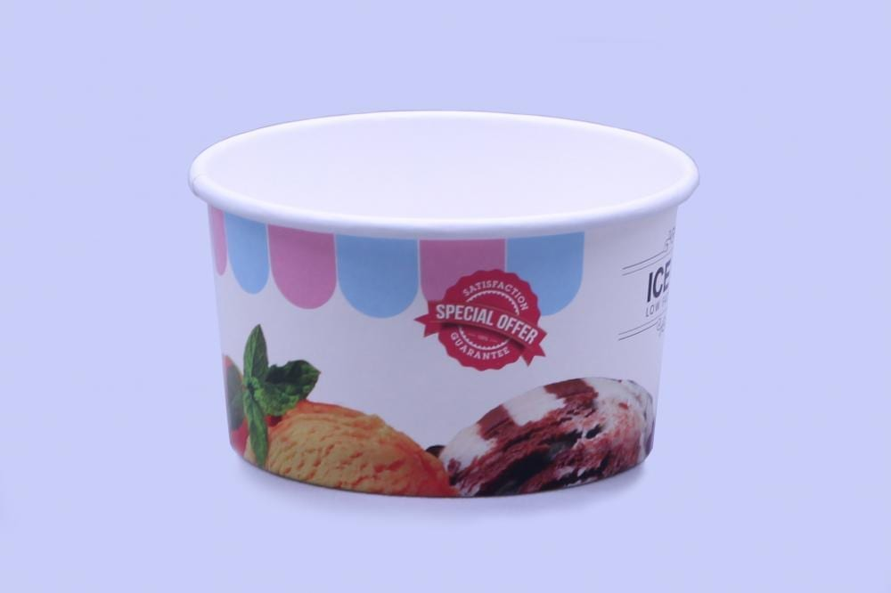 Hot Rolled Steel Plate Marble Blast 3d - Wholesale ice cream paper cup – Aobang
