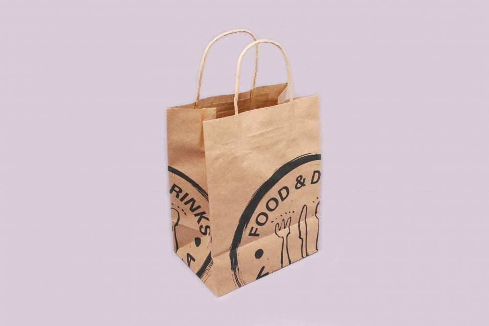 8 Year Exporter Martel Bocce Balls - High quality custom  kraft  paper bag – Aobang detail pictures