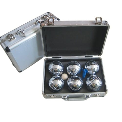 Popular Design for Cup To Paper - Boule Bocce Ball Set With Metal Case – Aobang