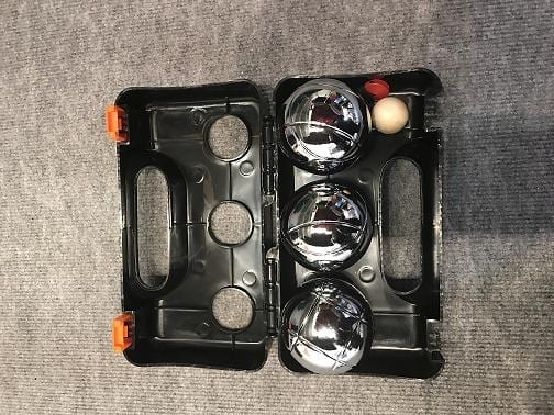 Rapid Delivery for Monster Marbles Turf War - Three Balls Boule Set In Black Plastic Box – Aobang