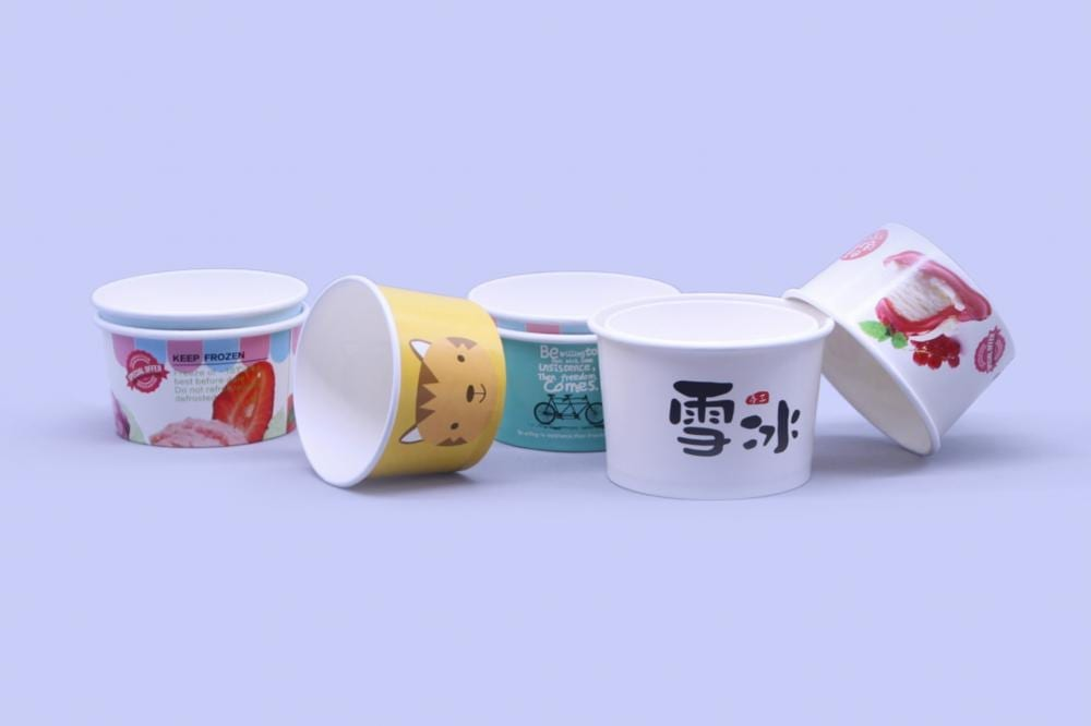 High Quality for Bocce Boules - Wholesale ice cream paper cup – Aobang