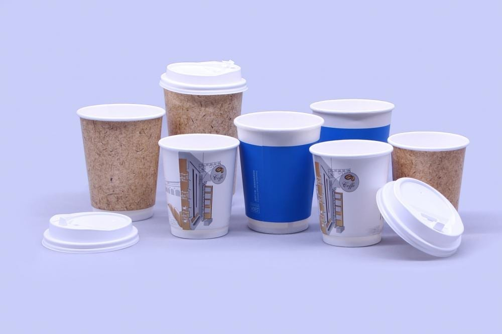 Quality Inspection for Tiny Dixie Cups - Double wall paper cup for hot coffee – Aobang