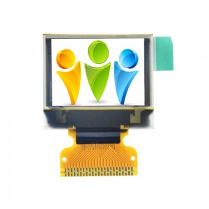 0.95′ OLED color display 96*64 SPI/Parallel