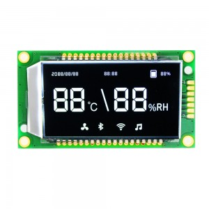 Fast delivery E Ink Display Watch -