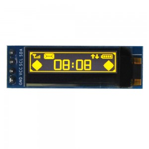 High definition Ssd1331z 0.95 Inch Oled -
