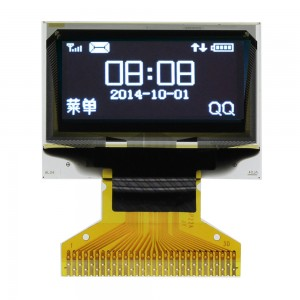 OEM/ODM Manufacturer 0.96inch Oled Iic I2c Display -