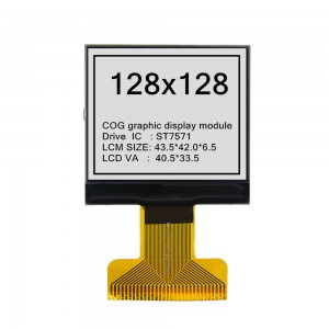 COG Graphic dot matrix  display module 128128COG-01