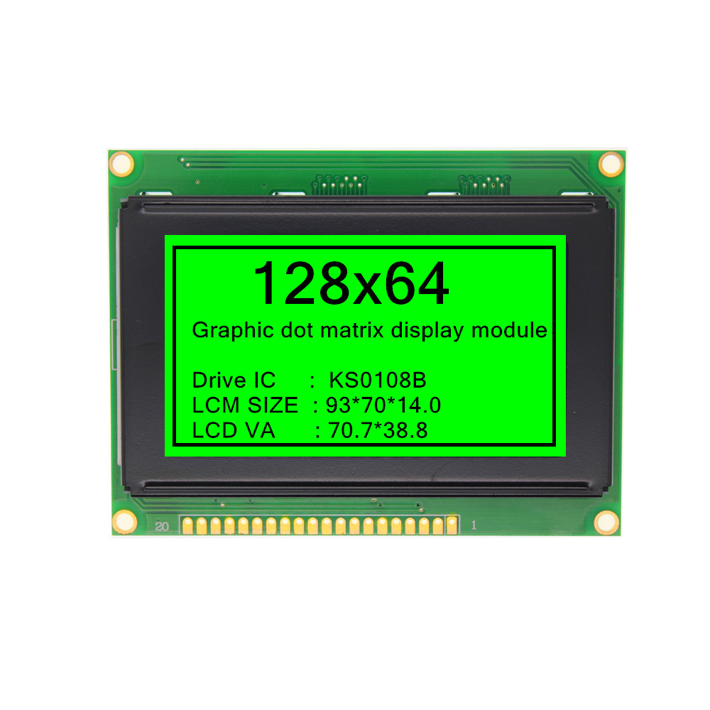 Factory Price 240128 Dots Matrix Lcd Display Module -