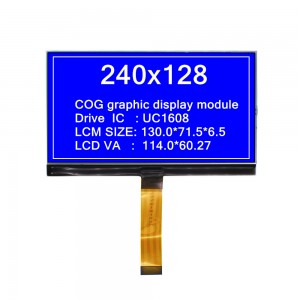 COG Graphic dot matrix  display module 240128A-COG