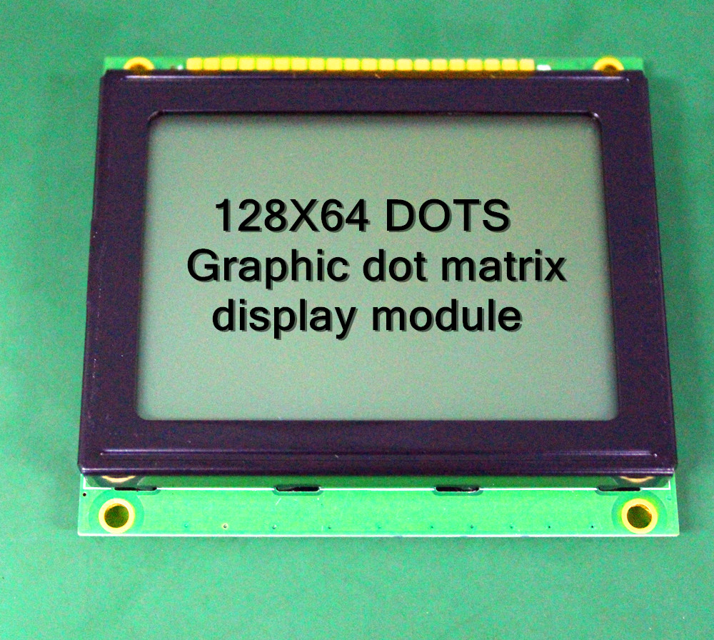 professional factory for Monochrome Lcd 128×64 -