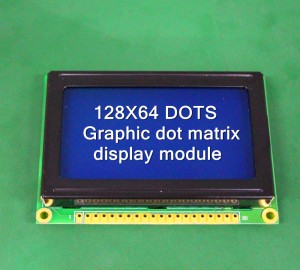 COB graphic dot matrix LCD module 12864H2