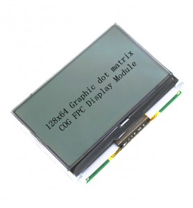 COG graphic dot matrix LCD module TJDM12864COG-11