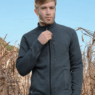 Factory wholesale Sweaters Men Fleece – SWEATER-KNIT FLEECE DF19-52S – DONGFANG Featured Image