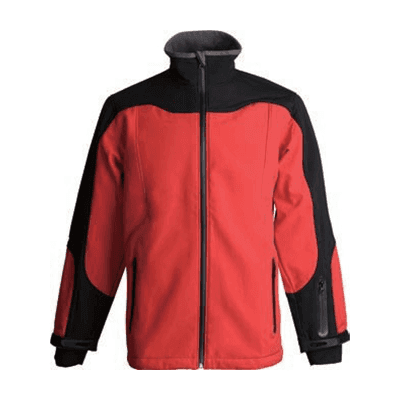 Professional China Textured Soft Shell Jacket -