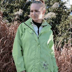 3-IN-1PARKA med fleece DFCF-003