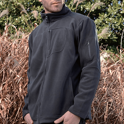 China OEM Mens Fleece Jacket -