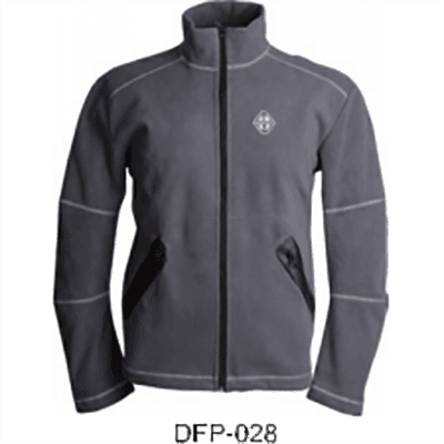 Special Design for Knitted Fleece Jacket -