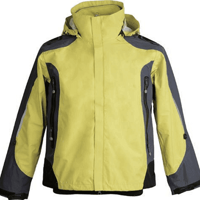 Good quality Hooded Lightweight Waterproof Jacket -