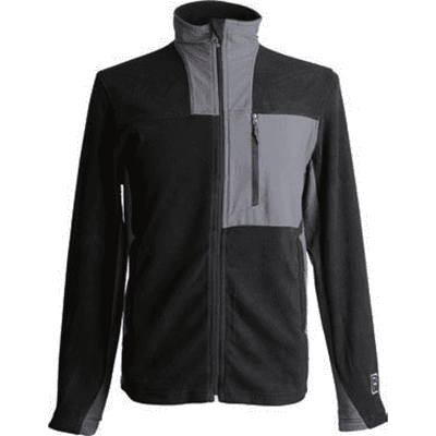 Online Exporter Fleece Lined Bomber Jacket -