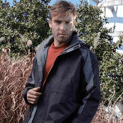Excellent quality Waterproof Windbreaker Jacket -
