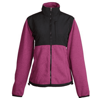 Manufacturing Companies for Hooded Zipper Fleece Jacket -