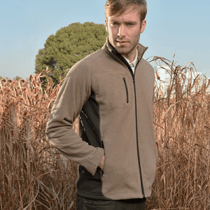 MICROFLEECE DF19-100A JACKET