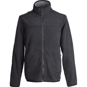 OEM Customized Men\'s Zip Up Fleece Jacket -