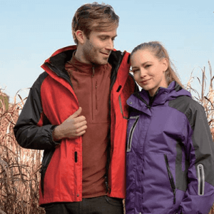 Fast delivery Waterproof Reversible Jackets -