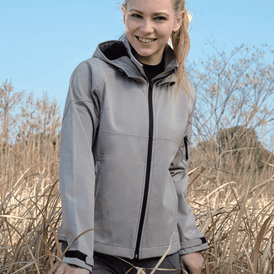 Factory wholesale Breathable Softshell Jacket -