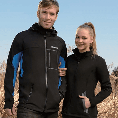 Lowest Price for Contrast Softshell Jacket -