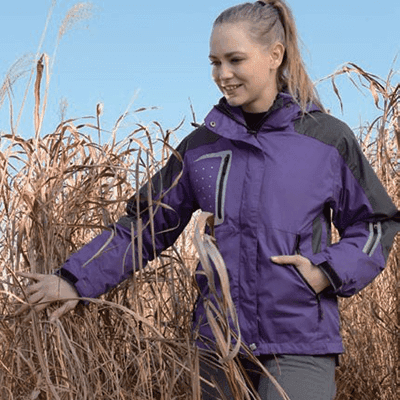 Factory wholesale Waterproof And Windproof Jacket -