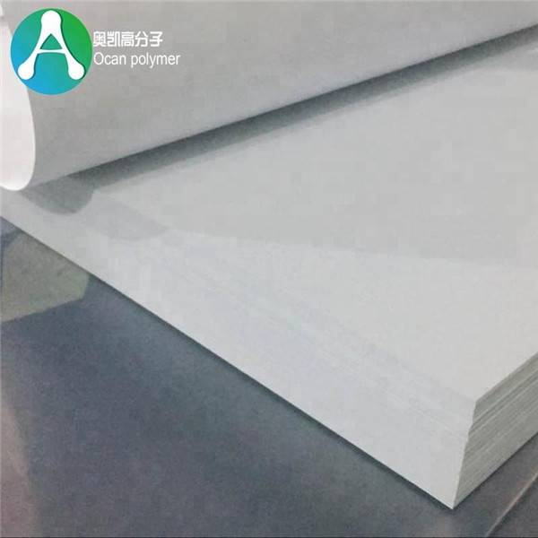 OEM/ODM Manufacturer Pvc Sheet Manufacturer - Vacuum forming Thick 3mm White Fireproof Plastic Sheet for Furniture – OCAN Polymer