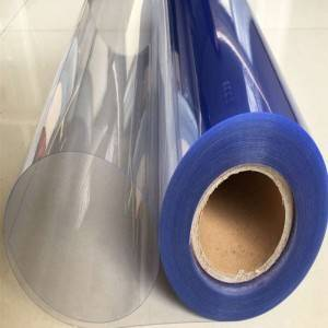 Manufacturer of For Furniture Use - Clear rigid PVC ROLL for packing – OCAN Polymer